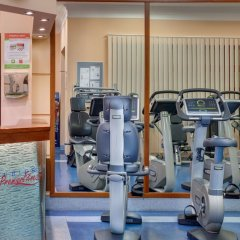 Отель Danubius Health Spa Resort Hvězda-Imperial-Neapol фитнесс-зал фото 2