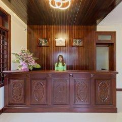 Отель Green Hill Villa Хойан интерьер отеля фото 2