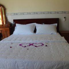 Отель Hoa Nhat Lan Bungalow комната для гостей