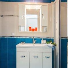 Отель Calliope Corfu Apartments 1 Греция, Корфу - отзывы, цены и фото номеров - забронировать отель Calliope Corfu Apartments 1 онлайн ванная