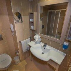 Side Breeze Турция, Сиде - 1 отзыв об отеле, цены и фото номеров - забронировать отель Side Breeze онлайн ванная фото 2
