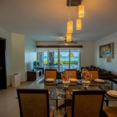 Отель Mareazul Family Beach Condohotel Плая-дель-Кармен в номере фото 2