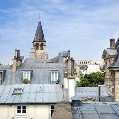 Отель Artus Hotel by MH Франция, Париж - отзывы, цены и фото номеров - забронировать отель Artus Hotel by MH онлайн балкон