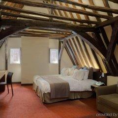 Crowne Plaza Hotel BRUGGE комната для гостей