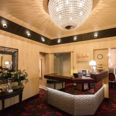 Romantik Hotel das Smolka интерьер отеля фото 2
