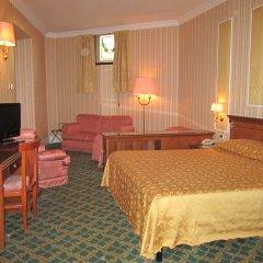 Hotel Gallia комната для гостей