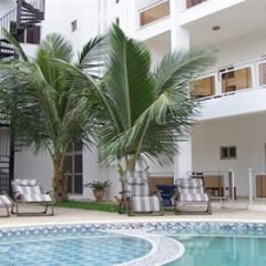 Wavecrest Hotel Gambia- Apartments in Serrekunda, Gambia from 97$, photos, reviews - zenhotels.com pool photo 2
