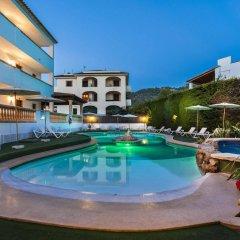 Отель Apartamentos Sa Torre Каньямель бассейн фото 3