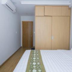 Апартаменты The Everrich Infinity Apartment комната для гостей