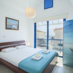 Отель Nicol Villas Кипр, Протарас - отзывы, цены и фото номеров - забронировать отель Nicol Villas онлайн комната для гостей фото 4