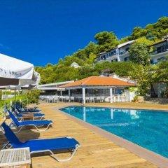 Adrina Beach Hotel бассейн фото 2