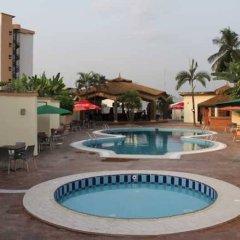 Отель Transcorp Hotels бассейн фото 2