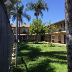 Отель Hyland Motel Van Nuys Лос-Анджелес