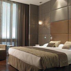 Отель Eurostars Madrid Tower 5* Улучшенный номер фото 6