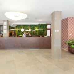 Wellton Riga Hotel And Spa Рига интерьер отеля фото 2