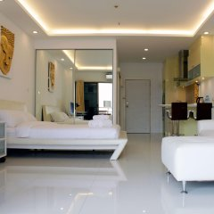 Отель View Talay 3 Beach Apartments Таиланд, Паттайя - отзывы, цены и фото номеров - забронировать отель View Talay 3 Beach Apartments онлайн комната для гостей фото 2