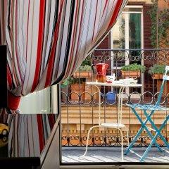 Отель Mok'house-b&b Рим балкон