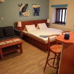 Отель Penzion U Matesa Чешский Крумлов комната для гостей
