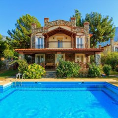 Villa Xanthos 301 Турция, Олудениз - отзывы, цены и фото номеров - забронировать отель Villa Xanthos 301 онлайн бассейн фото 2