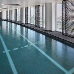 Отель InterContinental Residence Suites Dubai Festival City бассейн фото 3
