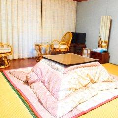 Отель Guesthouse Fujizakura Яманакако комната для гостей