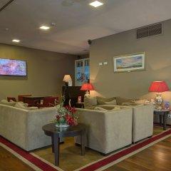 Hotel VIP Executive Saldanha интерьер отеля
