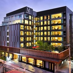 Отель M Pattaya Hotel Таиланд, Паттайя - отзывы, цены и фото номеров - забронировать отель M Pattaya Hotel онлайн фото 9