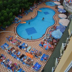 Kleopatra Dreams Beach Hotel - All Inclusive бассейн