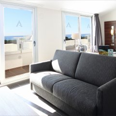Aqua Hotel Aquamarina & Spa комната для гостей