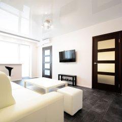 Апартаменты Апартон Минск комната для гостей фото 4