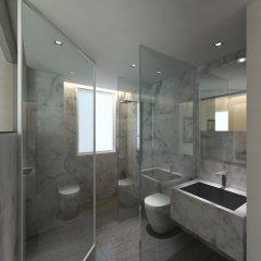 Solana Hotel & Spa Меллиха ванная фото 2