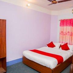 Отель OYO 202 Hotel Kanchenjunga Непал, Катманду - отзывы, цены и фото номеров - забронировать отель OYO 202 Hotel Kanchenjunga онлайн комната для гостей фото 2