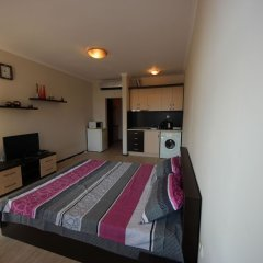 Отель Menada Crystal Park Болгария, Солнечный берег - отзывы, цены и фото номеров - забронировать отель Menada Crystal Park онлайн комната для гостей фото 3