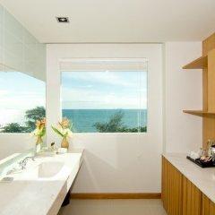 Отель Welcome World Beach Resort & Spa Таиланд, Паттайя - отзывы, цены и фото номеров - забронировать отель Welcome World Beach Resort & Spa онлайн ванная фото 3