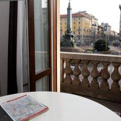 Отель Aparthotel Meneghino Италия, Милан - отзывы, цены и фото номеров - забронировать отель Aparthotel Meneghino онлайн балкон