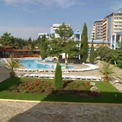 Отель Azurro Болгария, Солнечный берег - отзывы, цены и фото номеров - забронировать отель Azurro онлайн бассейн фото 2