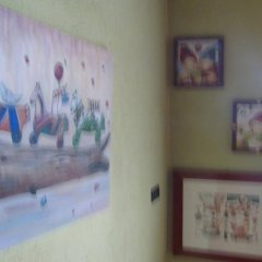 Отель B&B Il Girasole Аоста интерьер отеля