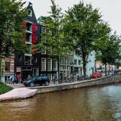 Отель International Budget Hostel City Center Нидерланды, Амстердам - 1 отзыв об отеле, цены и фото номеров - забронировать отель International Budget Hostel City Center онлайн приотельная территория
