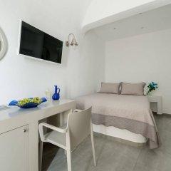 Отель Krokos Villas Греция, Остров Санторини - отзывы, цены и фото номеров - забронировать отель Krokos Villas онлайн комната для гостей фото 5