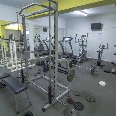 Lavris Hotel Bungalows фитнесс-зал