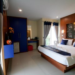 Calypso Patong Hotel 3* Номер Делюкс с различными типами кроватей фото 4