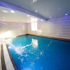 Гостиница Вилла Леку бассейн