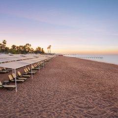 IC Hotels Santai Family Resort Турция, Белек - 8 отзывов об отеле, цены и фото номеров - забронировать отель IC Hotels Santai Family Resort - All Inclusive онлайн пляж фото 2