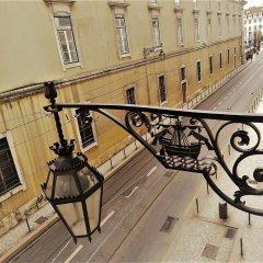 Апартаменты Lisbon Serviced Apartments - Praça Do Município Лиссабон балкон