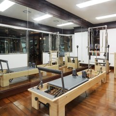 Отель Imperial Palace Seoul Южная Корея, Сеул - отзывы, цены и фото номеров - забронировать отель Imperial Palace Seoul онлайн фитнесс-зал