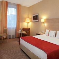 Гостиница Холидей Инн Москва Лесная 4* Стандартный номер с двуспальной кроватью фото 22
