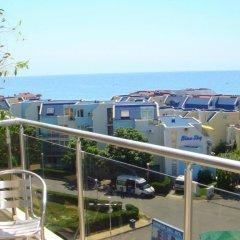 Апартаменты Sineva Del Sol Apartments Свети Влас балкон