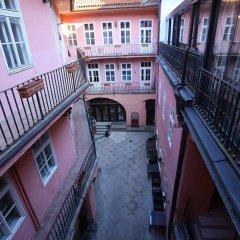 Отель Residence 7 Angels Прага балкон