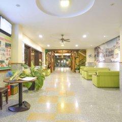 Отель Green Heaven Hoi An Resort & Spa Хойан интерьер отеля фото 3