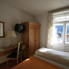 Отель Alpina Швейцария, Давос - отзывы, цены и фото номеров - забронировать отель Alpina онлайн комната для гостей фото 4